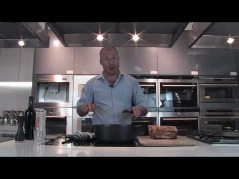 How to Cook the Perfect Roast Pork using a Siemens Oven