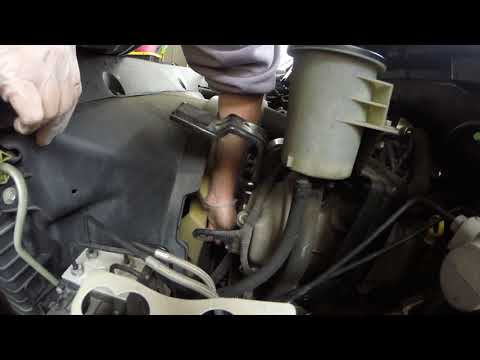 2006 Ford F 150 Lariat 5 4L How to replace the Pulley
