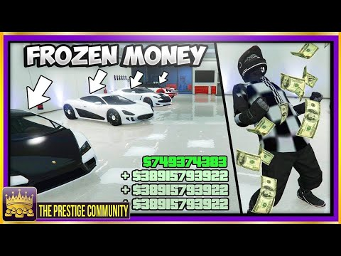 HOW TO GET EVERYTHING FOR FREE GLITCH IN GTA 5 ONLINE 1.43 (Freeze Money Glitch 1.43) PS4 2018