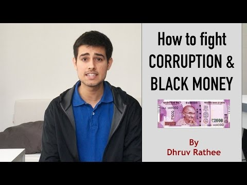 How to fight Corruption and Black money by Dhruv Rathee | Demonetisation in India Scheme Exposed 2