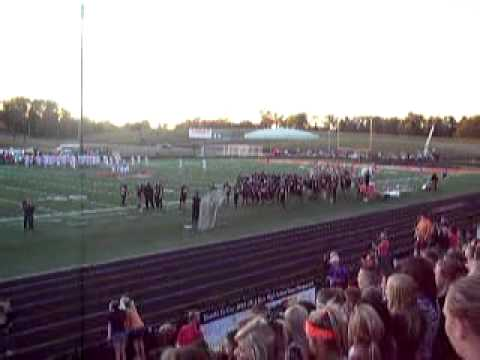 Ryle football game. (the begining)