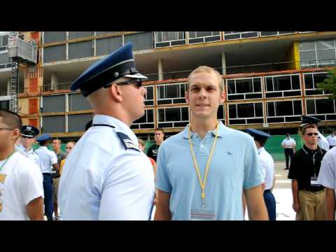 Air Force Academy Basic Cadets learn the hard way