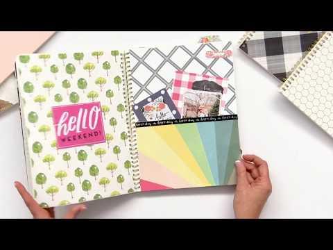Webster's Pages | Spiral Notebooks