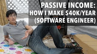 Download Passive Income: How I make $40,000/year doing nothing (software engineer edition)