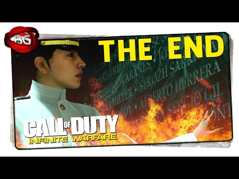 Call of Duty IW Walkthrough Part 11 -All or Nothing (Infinite Warfare Ending)