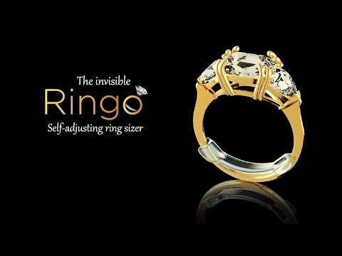 Ringo: Self-Adjusting Ring Sizer by Chrome Cherry