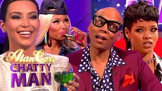 Best Of Celebrities Drinking | Chatty Compilations | Alan Carr: Chatty Man