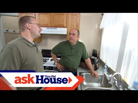 How to Install a Touchless Kitchen Faucet