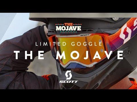 THE MOJAVE – SCOTT Limited Edition Prospect MX Goggle