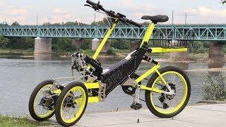 5 INSANE Futuristic Bikes You NEED To See #2