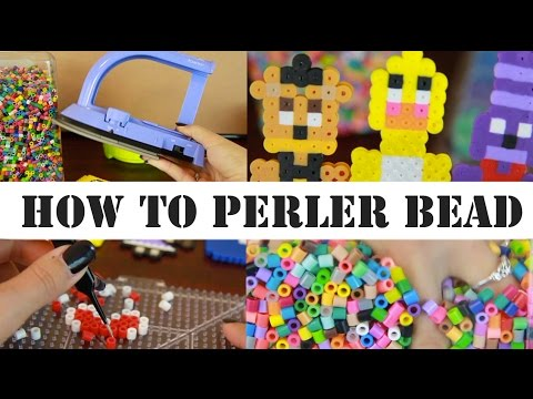 How to Perler Beads for Beginners