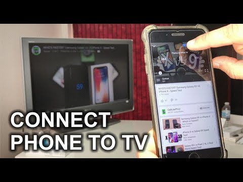 How to Wirelessly Connect your Phone to TV - Chromecast 2 Unboxing & Review