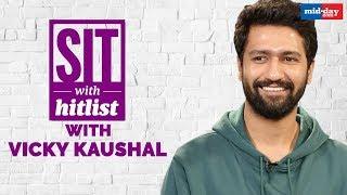Vicky Kaushal Talks About His Debut, National award, Nepotism and Karan Johar's party