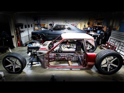 Ford Mustang Hot Rod Build | Bibbster