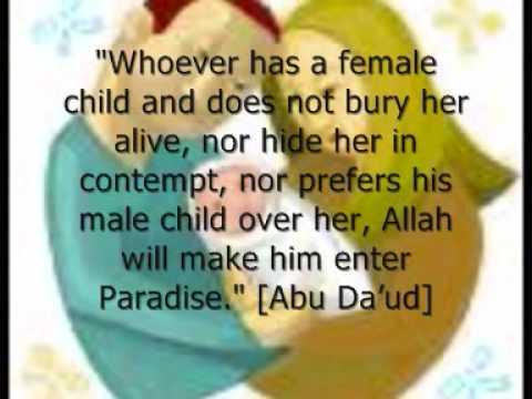 muslim husband and father . Quran and sunnah