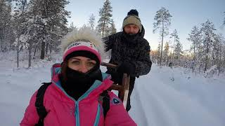Lapland Adventure - November 2017