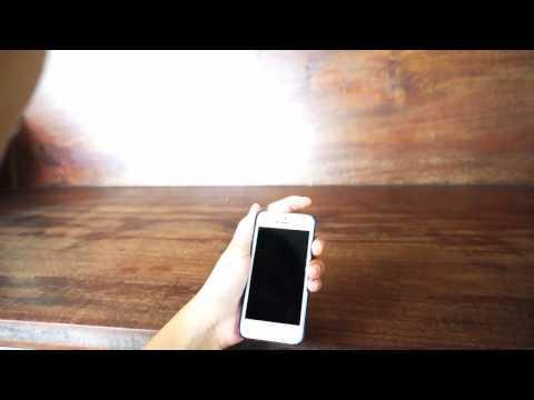 Iphone 5s hologram