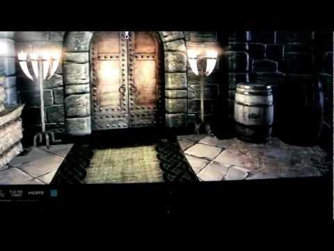 Skyrim College of Winterhold Hidden Alteration Chest