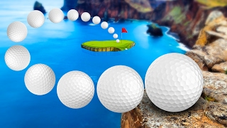 WORLD'S HARDEST GOLF GAME EVER CREATED! (Golf It)