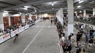 Multi-Story Carpark Bike Races @ TdU 2018