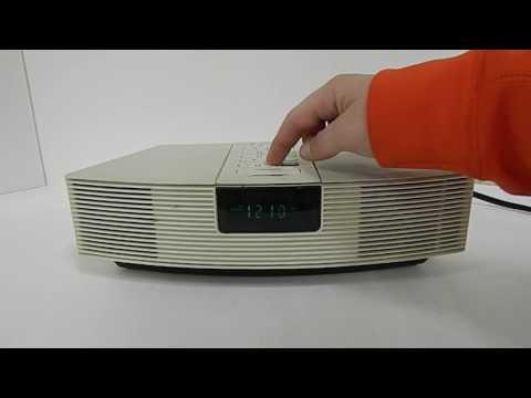 Bose Wave Radio Model AWR1-1W