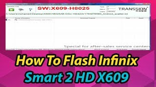 How To Flash Infinix Hot 7 X624 And X624B Official Firmware | Music