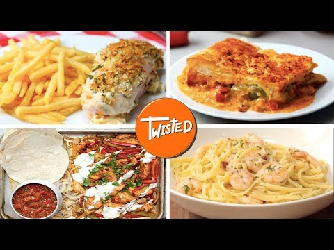 12 Easy Food Recipes To Make At Home | Twisted