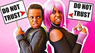 SECRET SPIES PART 2! - Shiloh and Shasha - Onyx Kids
