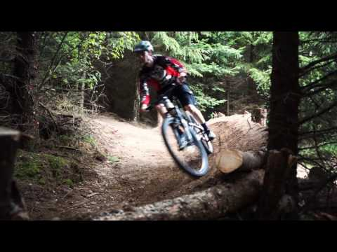 Trail Test Troldeskoven - Berm | Edit