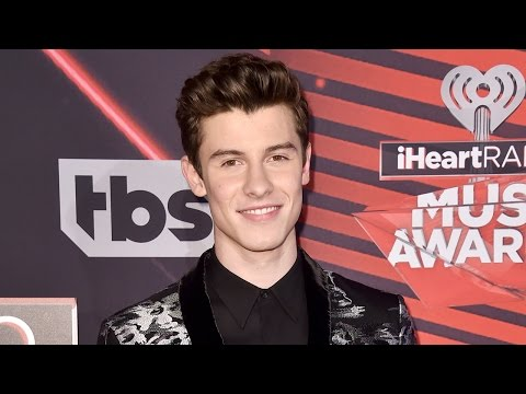 Shawn Mendes To Make Acting DEBUT In Movie Musical