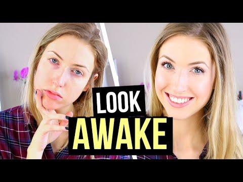 Everyday Makeup Tutorial || Look AWAKE When Tired!!