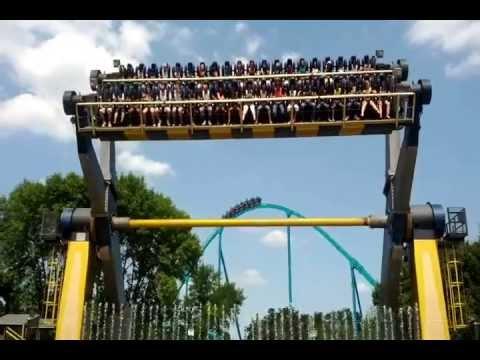 Riptide - Canada's Wonderland Ride