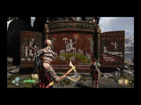 God of War Jotnar Shrine - Thrym Location