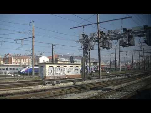 Train Trajet de Marseille à Aubagne