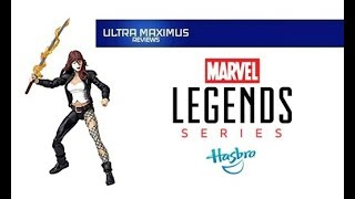 Typhoid Mary Marvel Legends