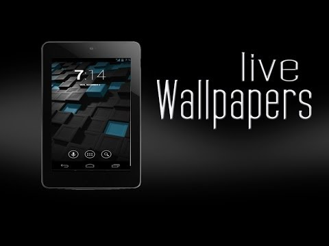 More Live Wallpapers!