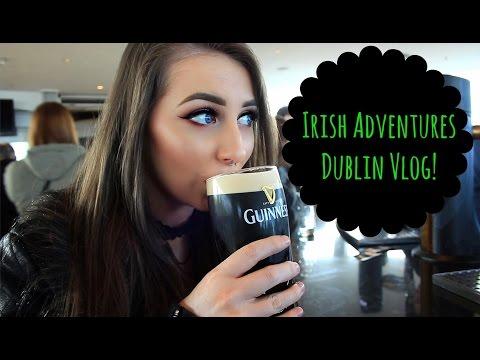 Irish Adventures   Dublin Travel Vlog   Eimear McElheron