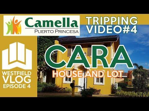 Cara House and Lot  by Camella Puerto Princesa Palawan