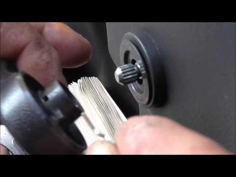 How to remove window handle door on a 2008 Toyota Corolla Αντικατάσταση χερουλιού πόρτας παραθύρου
