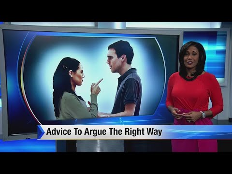 How to argue with your partner the right way
