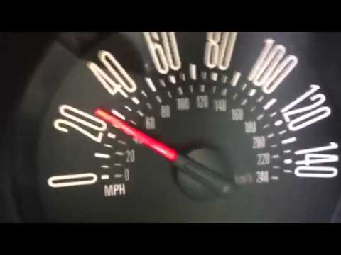 2006 Mustang GT acceleration 15mph-75mph