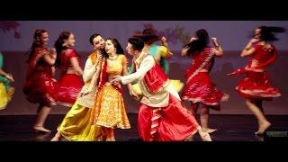 Halkat Jawani & Nachde Ne Saare   BOLLYWOOD ITEM SONG DANCE by Svetlana Tulasi, Raj Tulasi & group