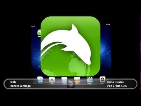 Dolphin Browser HD - oBig.com.br