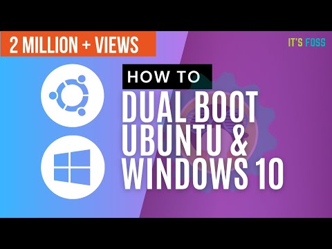 How to Dual Boot Ubuntu 18.04 and Windows 10 [2018]