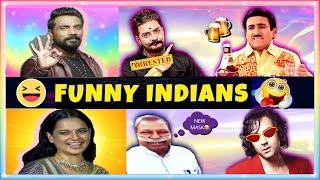 Top India News Drama & Funny Viral Moments Memes Ft. Indian Politics, Daaru, Bhau & Kangana (EP-14)😁