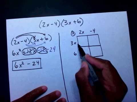 Multiply Polynomials Part 2