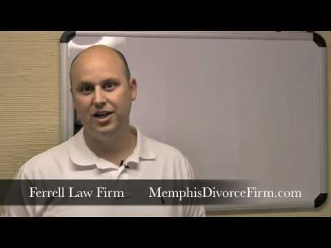 Memphis Uncontested Divorc Costs with no Children - Ferrell Law Firm