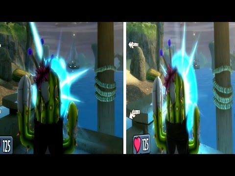 Plants vs. Zombies: Garden Warfare - PC vs Xbox One