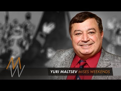 Dr. Yuri Maltsev on Socialism's Resurgence
