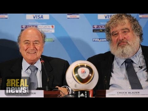 The 10 Million Dollar FIFA Scandal in South Africa